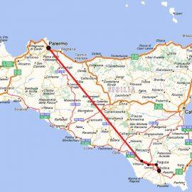 Linea Palermo-Modica
