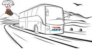 Bus Catania – Etna